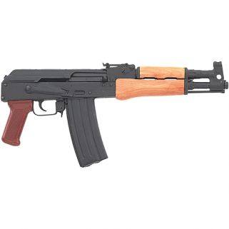 "Century Romanian Draco Pistol 7.62x39 12"" Barrel 30+1 Wood Handguard/Black HG1916N"