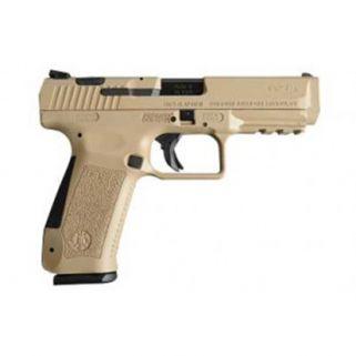 "Century TP9SF 9mm Luger 4.46"" Barrel 10+1 Desert Tan HG3790DN"