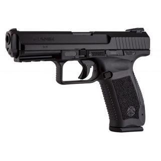 """Century TP9SF 9mm Luger 4.46"""" Barrel 10+1 Black HG3790N"""