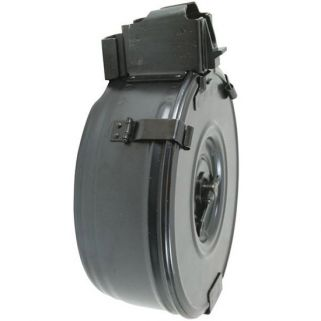 Century AK47 7.62X39mm Drum Magazine 75Rd MAAK78