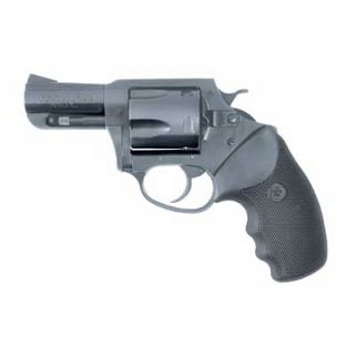 """Charter Arms Bulldog 44 Special 2.5"""" Barrel W/ Fixed Sights 5Rd Black Rubber Grip/Blued 14420"""