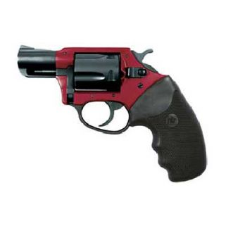 """Charter Arms Undercover Lite 38 Special 2"""" Barrel W/ Fixed Sights 5Rd Black Grip/Red-Black 53824"""