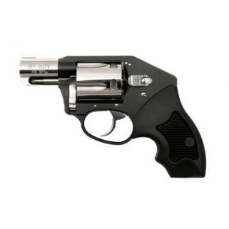 "Charter Arms Off Duty 38 Special 2"" Barrel W/ Fixed Sights 5Rd Black/Aluminum 53921"