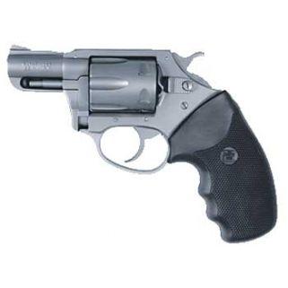 "Charter Arms Pathfinder 22LR 2"" Barrel W/ Adjustable Sights 6Rd Black Grip/Stainless 72224"