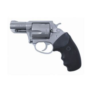 """Charter Arms Mag Pug 357 Magnum 4.2"""" Barrel W/ Adjustable Sights 5Rd Black Rubber Grip/Stainless 73542"""