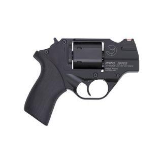"Chiappa Rhino 200DS 357 Magnum/38 Special 2"" Barrel 6Rd Black Rubber Grips/Black CF340-217"