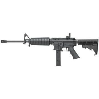 "Colt AR-15 Carbine 9mm Luger 16.1"" Barrel 32+1 Black AR6951"