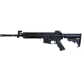 "Colt Advanced LE SBR 223 Remington/5.56NATO 14.5"" Barrel W/ Folding Front-Magpul Rear Sights 30+1 Black LE6944"