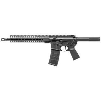 "CMMG Pistol MK4 K 223 Remington/5.56NATO 12.5"" Barrel 30+1 Carbine Black 55ADF4E"