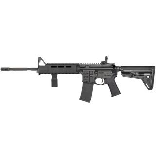 "Colt AR15 5.56NATO 16.1"" Barrel W/ A2 Fixed Front-Magpul MBus Rear Sights 30+1 Black LE6920MPS-B"