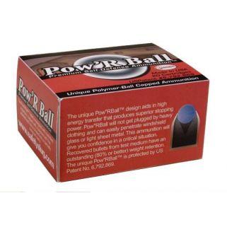 Corbon Pow'R Ball 38 Special +P 100 Grain 20Rd Box PB38100