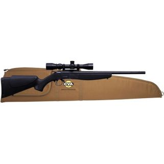 CVA HUNTER 44MAG BLUE BLACK COMBO