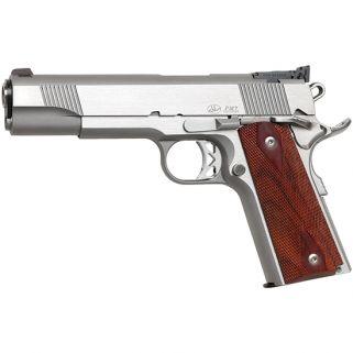 "CZ DW Pointman Seven 45ACP 5"" Barrel 8+1 Wood Grip/Stainless 01900"