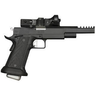 "CZ DW Havoc Elite 9mm/38 Super 4.25"" Barrel W/ C-More Sights 21+1 Black 01978"