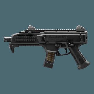 "CZ Scorpion Evo 3 S1 9mm Luger 7.72"" 20+1 Black 91351"