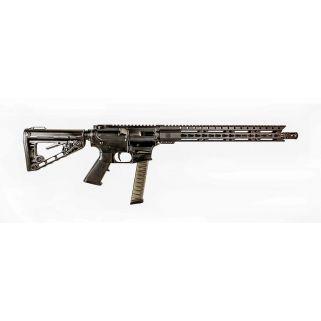 """Diamondback 9mm 16"""" Barrel w/ Keymod Rail Handguard 31+1 Rogers Buttstock Black DB9RB"""