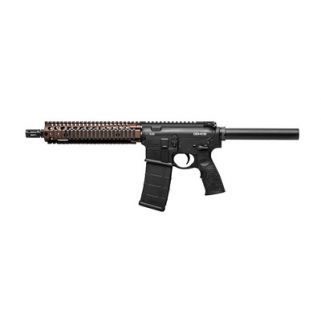 "Daniel Defense MK18 5.56NATO 10.3"" Cold Hammer Forged Barrel 32+1 Black 02-088-06030"