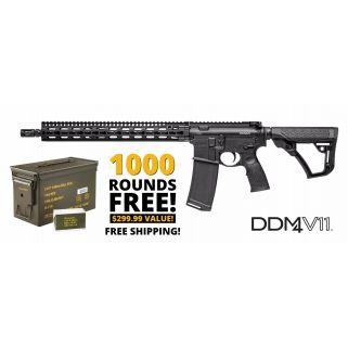 """Daniel Defense DDM4 V11 Carbine .223/5.56mm 16"""" 30+1 02-151-20026-047"""