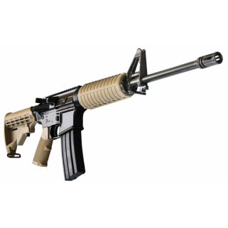 "Del-Ton DT Sport AR-15 16"" Barrel 223 Rem/5.56 NATO with Two 30rd Mags Dark Earth DTSPORT-DE"