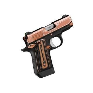 "KIMBER 9MM MICRO 9 3.15"" BARREL 7+1 G10 ROSE GOLD 3300174"