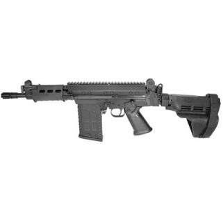"DS ARMS SA58 PSTL 308WIN 8"" 20RD BLK"