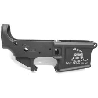 DS ARMS AR LOWER STRIPPED DTOM
