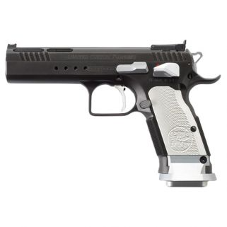 """EAA Witness Xtreme Limited 9mm 4.75"""" Barrel W/ Adjustable Sights 17+1 Duo-Tone 610310"""