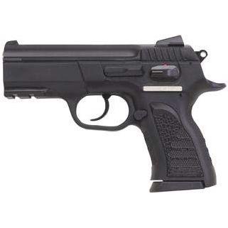 "EAA Witness 9mm 3.6"" Barrel W/ Adjustable Sights 14+1 Black 999106"