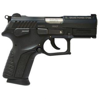 GRAND POWER CP380 MK12 380ACP 3.3 AS BLK 12RD