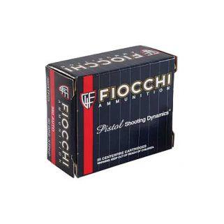 Fiocchi Shooting Dynamics 380ACP 90 Grain XTP HP 25 Round Box 380XTP25