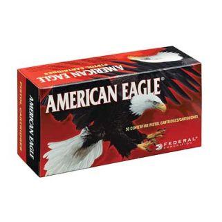 FED AM EAGLE 380ACP 95GR FMJ 50/1000