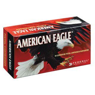FED AMERICAN EAGLE 10MM 180GR FMJ 50/20