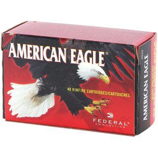 FED AMERICAN EAGLE 22LR HV 38GR CPHP 50/100