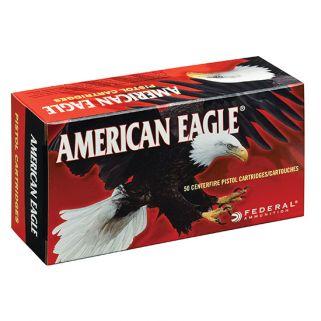 FED AMERICAN EAGLE 380ACP 95GR FMJ 50/20