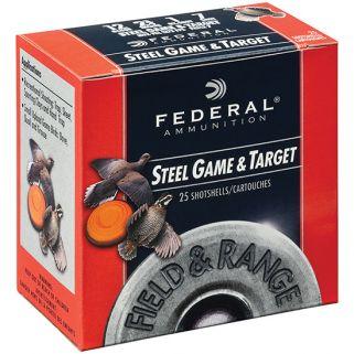 FED FLD & RANGE STEEL 410GA 3 3/8OZ #6 25/10
