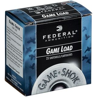 FED GAME-SHOK GAME 16GA 2.75 1OZ #8 25/10