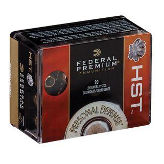 FED PREMIUM 380ACP 99GR HST 20/10
