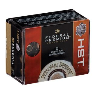 FED PREMIUM 9MM 147GR HP HYDRA-SHOK 20/25