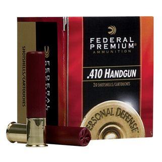 FED PERSONAL DEFENSE 410GA 2.5 4P #000 20/10