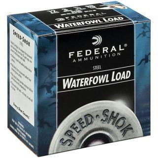 FED SPEED-SHOK 12GA 3.5 1-3/8OZ #4 25/10