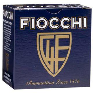 """Fiocchi Exacta 12 Gauge Rifled Slug Shot 2.75"""" 80 Round Can 12FLESLUG"""