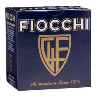 "Fiocchi High Velocity 12 Gauge 5 Shot 2.75"" 25 Round Box 12HV5"