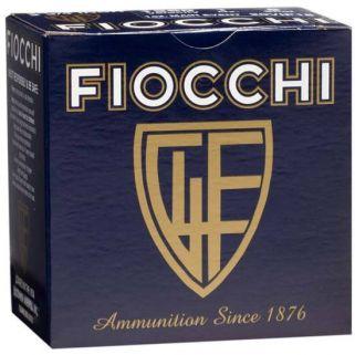 "Fiocchi High Velocity 12 Gauge 6 Shot 2.75"" 25 Round Box 12HV6"