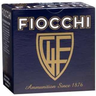 "Fiocchi High Velocity 20 Gauge 8 Shot 2.75"" 25 Round Box 20HV8"