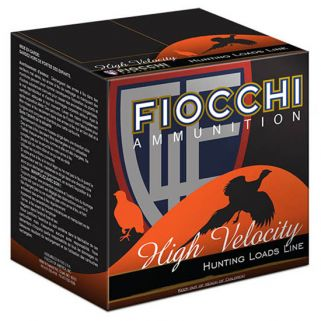 "Fiocchi High Velocity 28 Gauge 6 Shot 3"" 25 Round Box 283HV6"