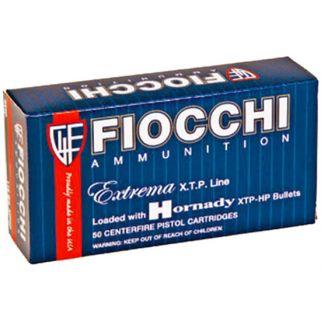 Fiocchi Extrema 45ACP 200 Grain XTP HP 25 Round Box 45XTPB25