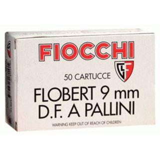 """Fiocchi 9mm 7.5 Shot 1.75"""" 50 Round Box 9FLS75"""