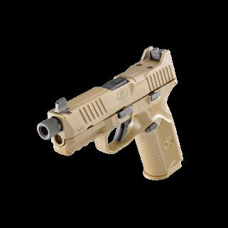 "FN 509 Tactical  9mm 4.5"" Barrel W/ 3 Dot Night Sights 24+1 Flat Dark Earth 66-100373"