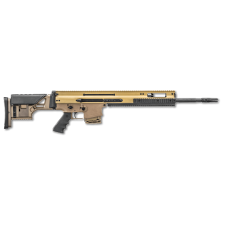 """FN Scar 20S 7.62X51mm Nato/308 Winchester 20"""" Barrel 10+1 FDE 38996"""