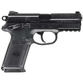 """FN FNX-40 40S&W 4"""" Barrel W/ 3 Dot Sights 10+1 Black 66874"""